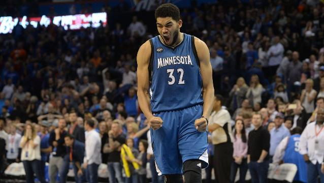 Karl-Anthony Towns wants to give Minnesota a ring
