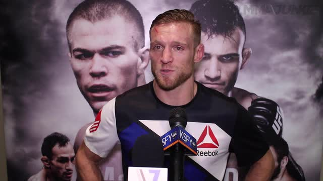 Scott Holtzman still 'a baby' in the sport but not satisfied with decision win