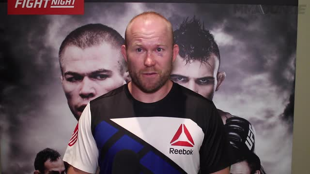 Tim Boetsch knew how much he needed to win, now ready to do it again as quickly as possible