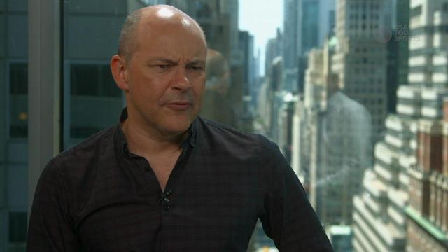 'Ballers' star Rob Corddry on working with The Rock
