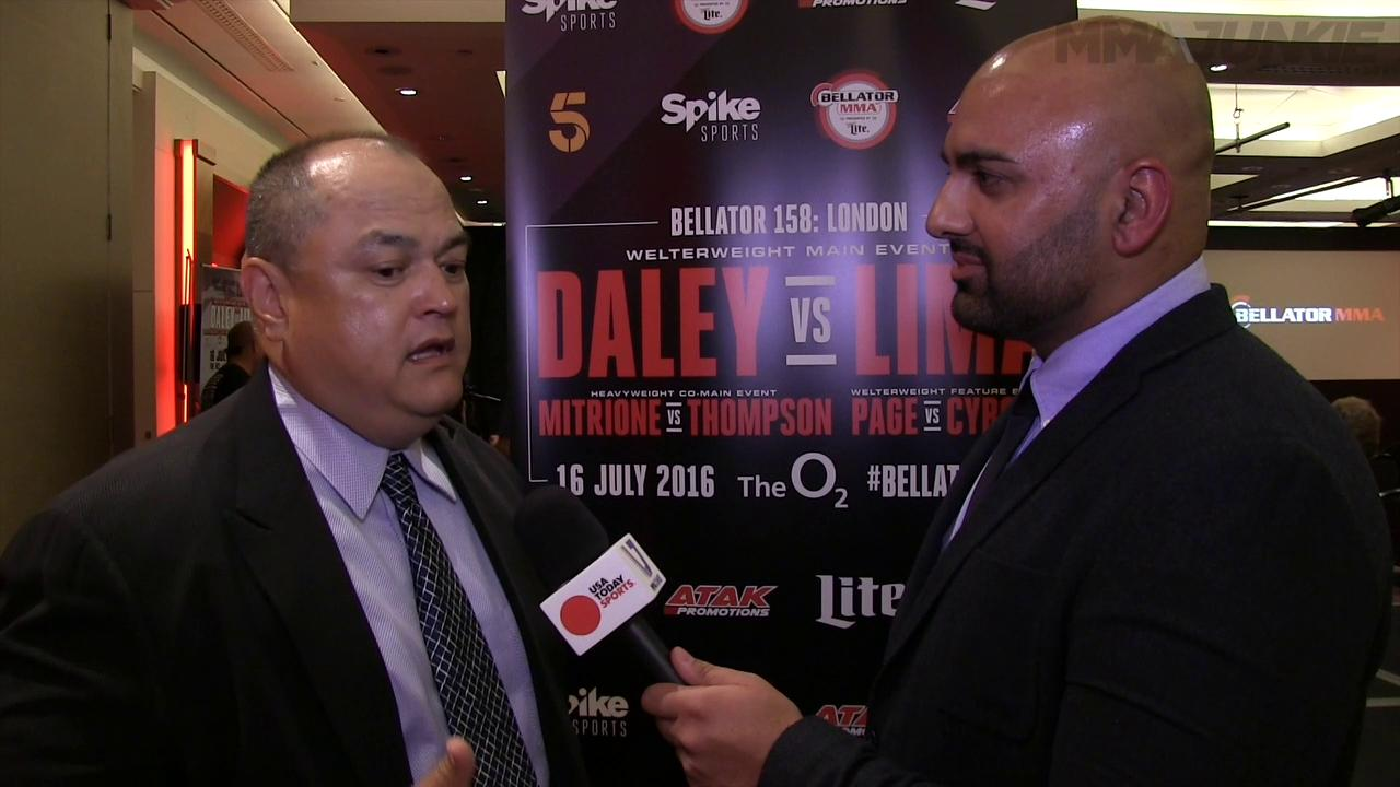 Scott Coker on UFC sale 'A great moment in MMA history'
