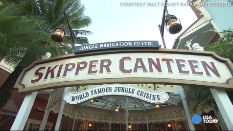 Can you spot all the hidden meanings and references to the Jungle Cruise at Magic Kingdom's latest restaurant, The Jungle Navigation Co. Ltd. Skipper Canteen?
