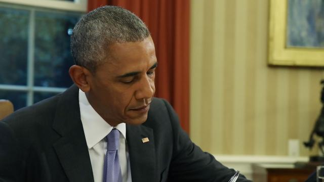 Obama ticks 'Publish Academic Paper' off his bucket list