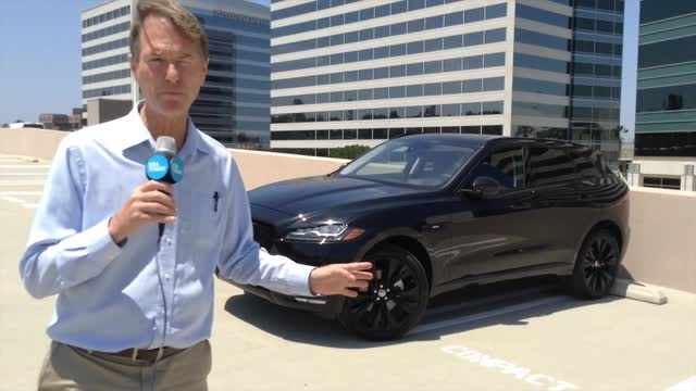 USA TODAY's Chris Woodyard shares his thoughts on the new Jaguar F-Pace, the brand's first SUV. It's not as rugged as Land Rover, and that's just fine.
