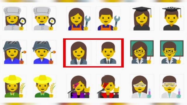 After a public debate over the lack of physically active and professional female emoji from Google, the Unicode Emoji Subcommittee, is adding ones that finally better represents the professions women hold. Maria Mercedes Galuppo (@mariamercedesgaluppo) has more.