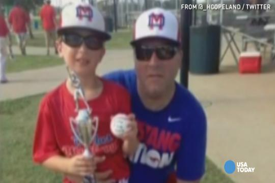 Loved ones say Sean and Brodie Copeland were celebrating another family member's birthday in France when they were killed at the Bastille Day celebration.