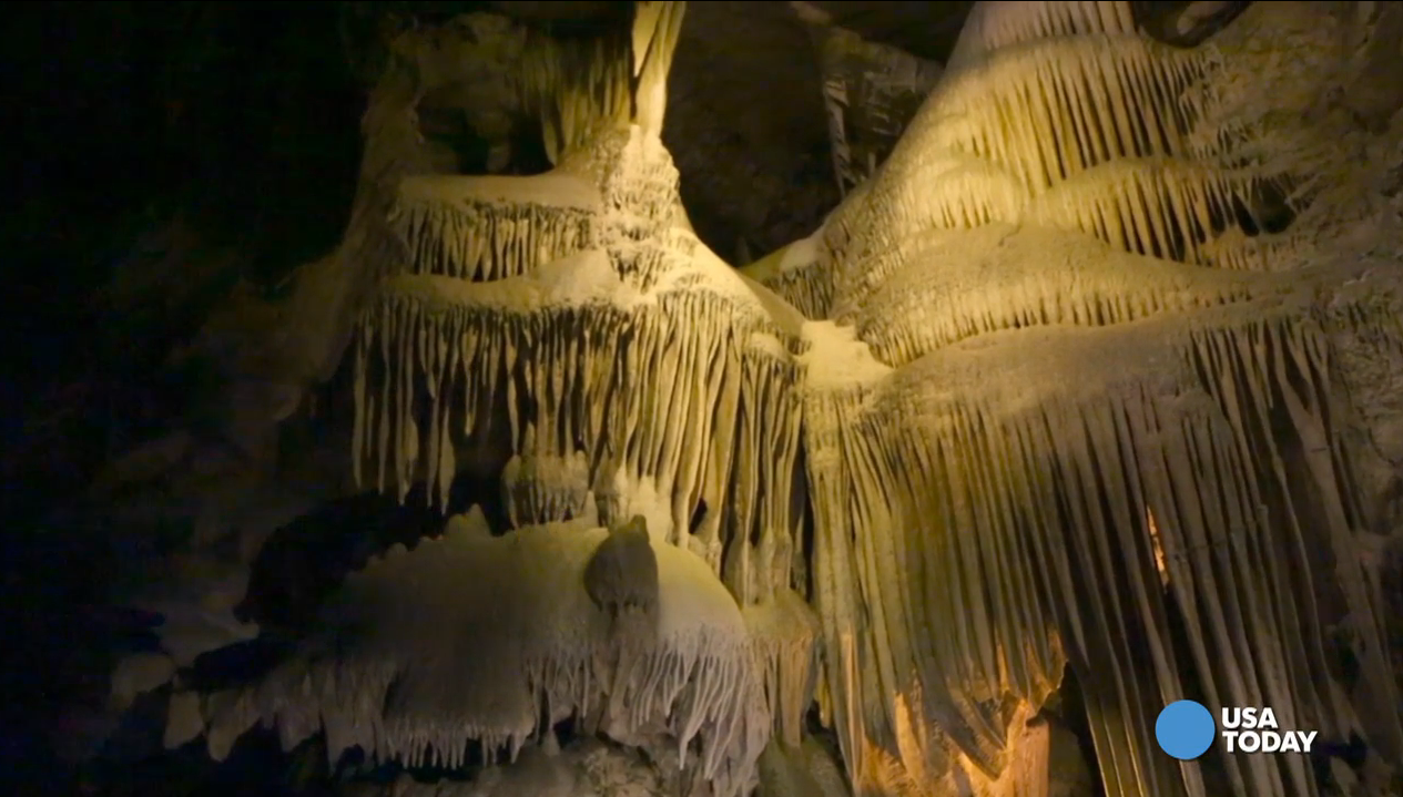 Kids will love exploring Crystal Cave, just one of more than 250 spectacular caves at Sequoia National Park. Video shot by Marilyn Chung, The Desert Sun.