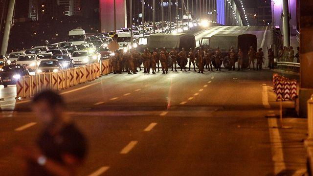 The military says its coup was successful, but Turkey's prime minister denies it. Video provided by Newsy