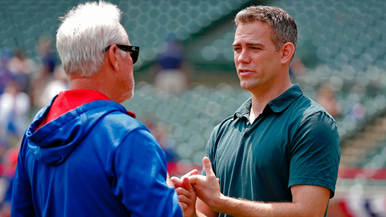 USA Today Sports' Bob Nightengale breaks down five story lines all fans should keep an eye on leading up to the MLB trade deadline.