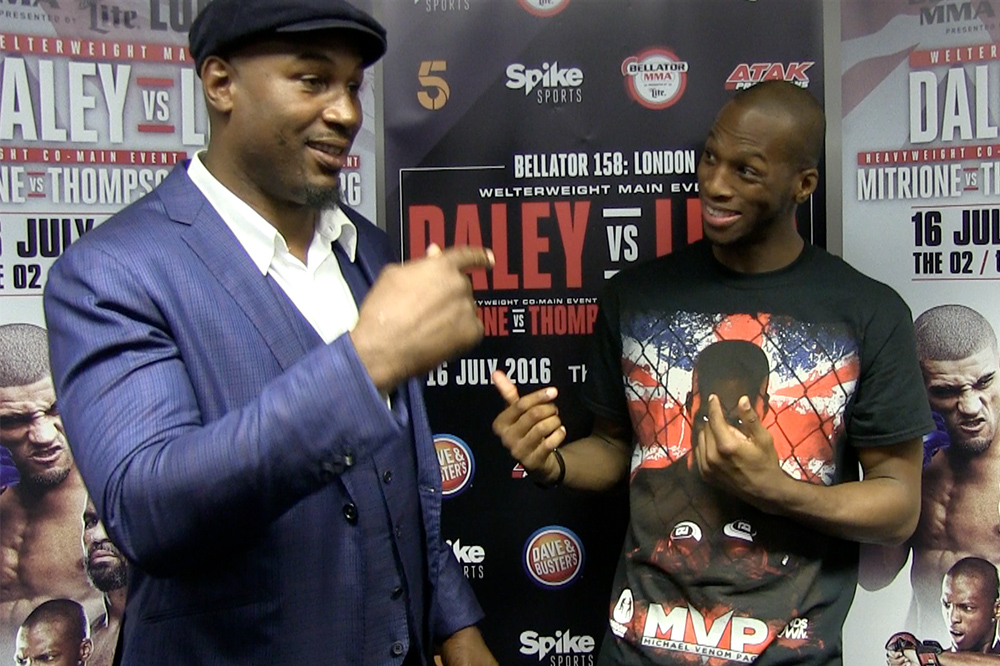 Bellator 158 winner Michael Page: I don't worry about chasing titles, the title will come to me