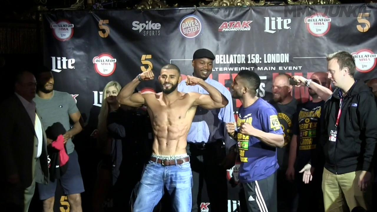 Bellator 158 winner Douglas Lima says rematch with Koreshkov a totally different story