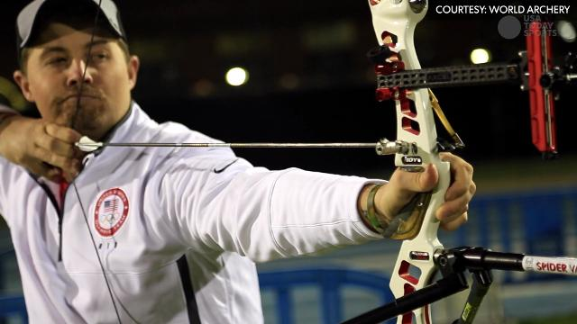 27-year-old archer Brady Ellison is making his third Olympic appearance, hoping to improve on his silver medal in London.