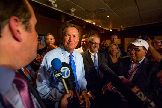 Ohio delegates speak out about John Kasich