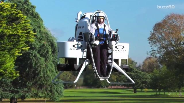 Flying Golf Carts May Be Coming To A Course Near You