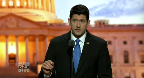 Paul Ryan: The Clinton years are way over