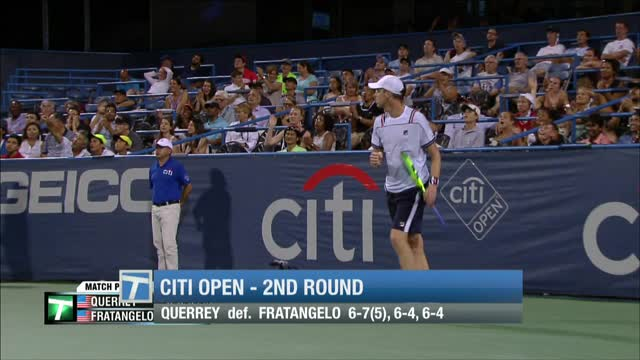 Prakash Amritraj has the latest with this Citi Open update.