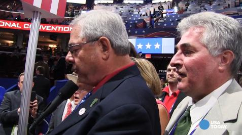 Get a delegate's view of the RNC roll call