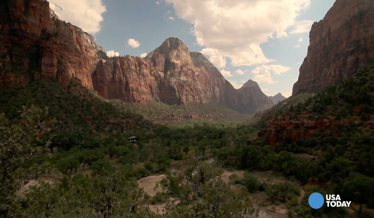 Zion National Park's beauty calls visitors back
