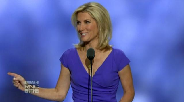Laura Ingraham: Trump will restore respect for America