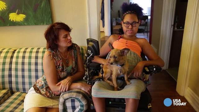 Jerika Bolen, 14, who was diagnosed with Type 2 Spinal Muscular Atrophy, has decided to go on hospice and live out her final wishes over the summer including having a prom July, 22, 2016, at the Grand Meridian in Appleton, Wis.