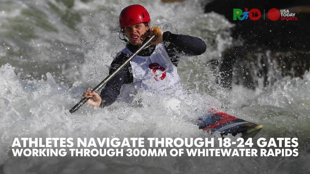 Rio guide: The traits to race in canoe slalom
