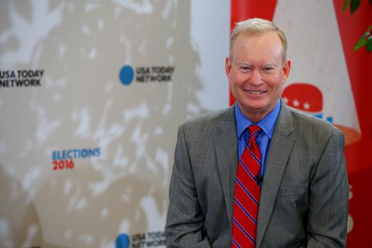 OKC Mayor Mick Cornett: Trump is not very inclusive