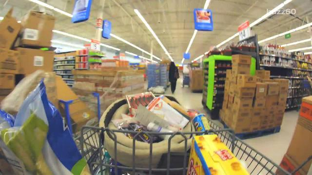 Supermarket secrets that get you to spend more