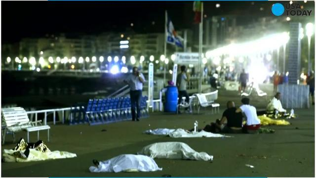 Truck driver in Nice, France has accomplices
