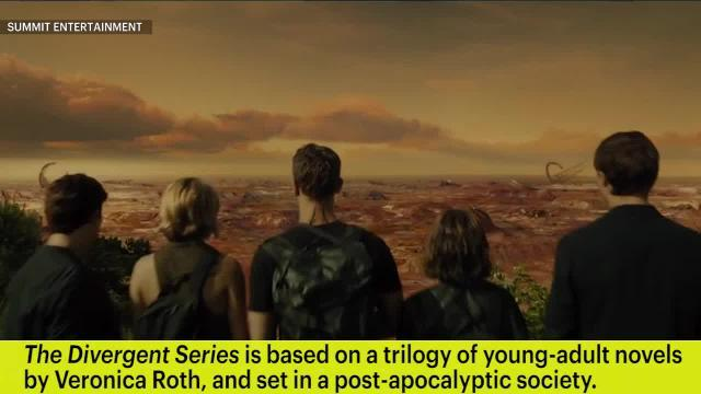 Divergent Series finale to forgo theaters for a TV movie, spinoff series