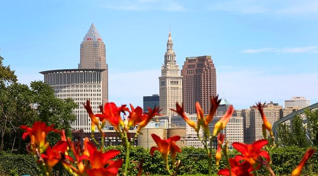 For the past year Cleveland has been preparing to host the Republican National Convention. The residents of the city wanted to show off their pride and perseverance as they welcome thousands of visitors for the historic political event.