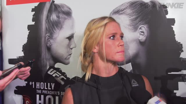 Holly Holm spent 'time alone with' her thoughts about loss to Miesha Tate