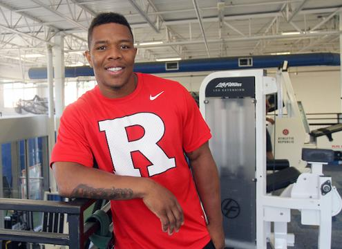 Ray Rice: Seeking a second chance