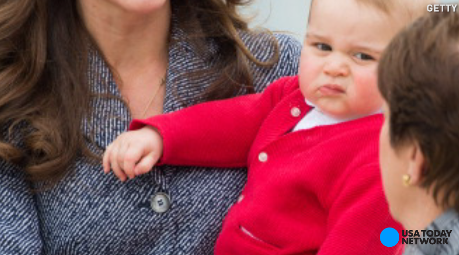Prince George's birthday makes him a 'threenager'