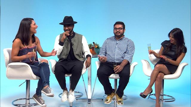 Athlete stylist and brand manager Dex Robinson came to our studios to share his best fashion advice. Steal the looks of Dex's most stylish clients, Kam Chancellor and Tyrod Taylor, here and here!