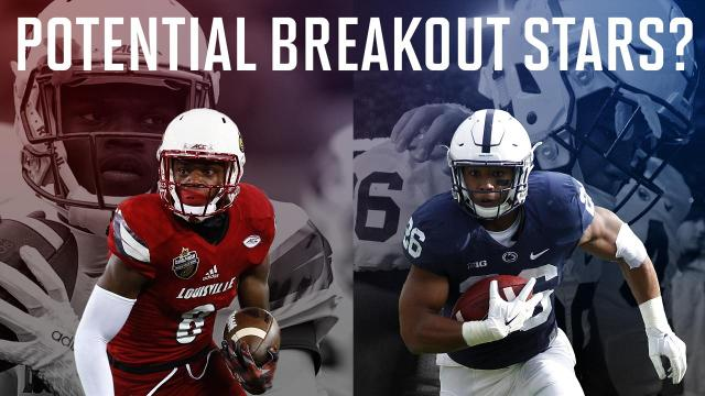 Sports Illustrated's Chris Johnson and Colin Becht discuss potential breakout stars heading into the 2016 college football season.
