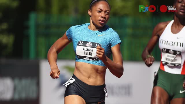 10 to Watch: Allyson Felix