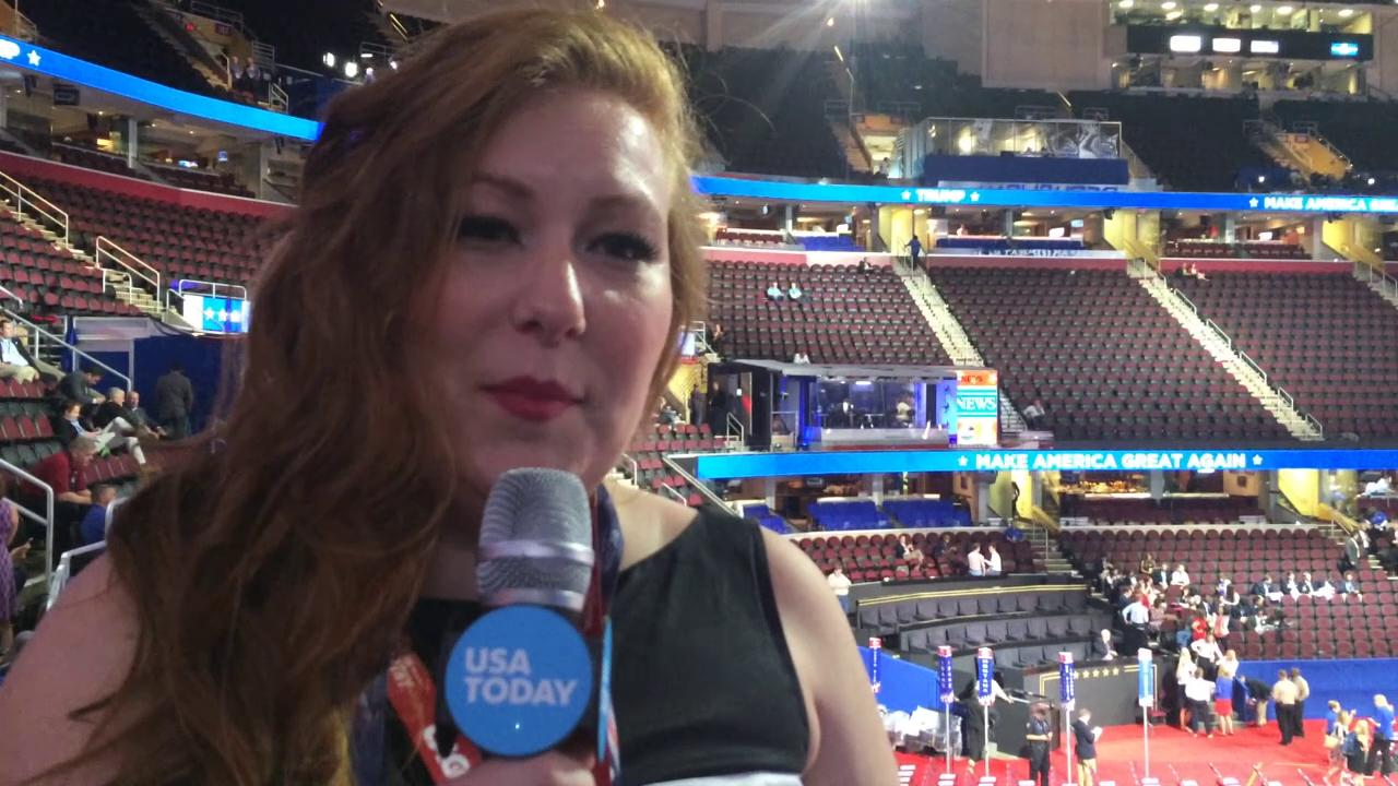 Convention through the eyes of California delegate