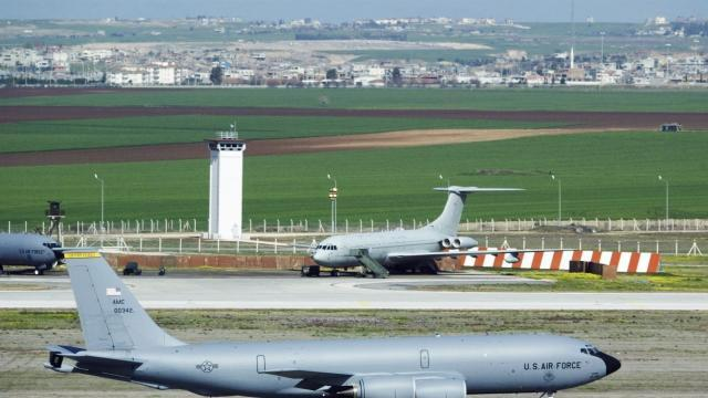 The Incirlik air base, a key asset in the fight against ISIS, was temporarily shut down. Video provided by Newsy
