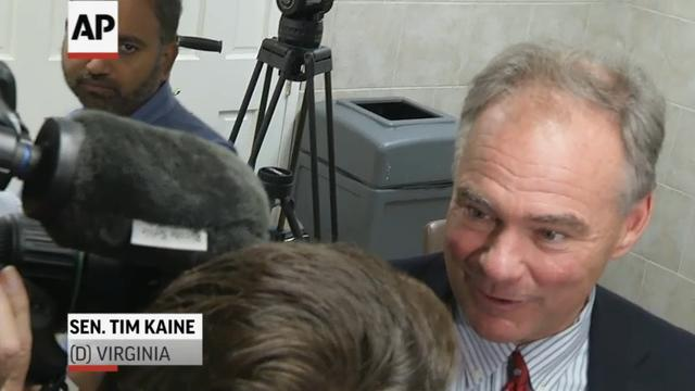 Clinton picks Tim Kaine as running mate