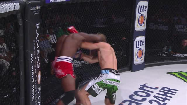 Bellator 159 video highlights