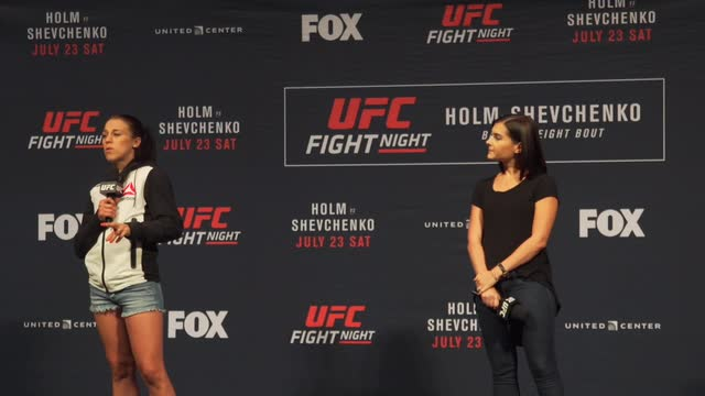 Joanna Jedrzejczyk describes losing 3 times to Valentina Shevchenko in muay thai