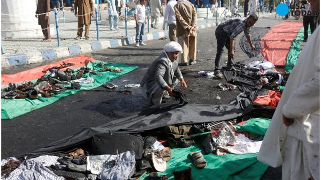 ISIS claimed responsibility for an attack in Kabul, Afghanistan on Saturday, July 22 that killed dozens and injured over 200.