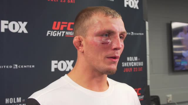 Jason Knight finally remembered to 'talk crap' and got victory over Jim Alers