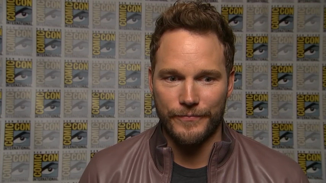 Chris Pratt talks about the new 'Guardians of the Galaxy' ride, which is set to replace Disneyland's Tower of Terror. (July 24)