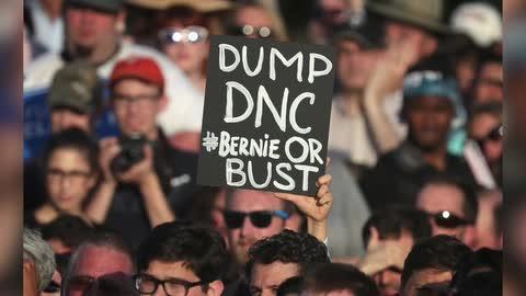 Bernie Sanders Isn't Letting the DNC Get Away With Mocking Him