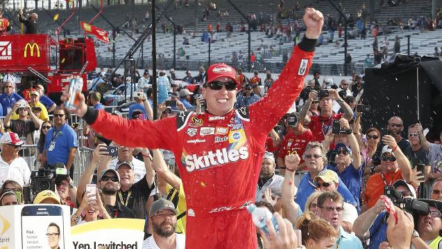 Kyle Busch dominates to win Brickyard 400 at Indy