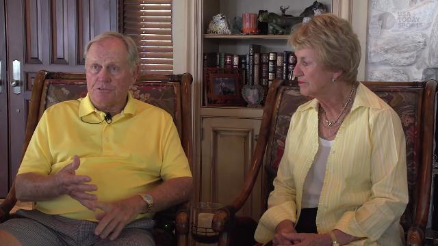 Jack and Barbara Nicklaus' new restaurant