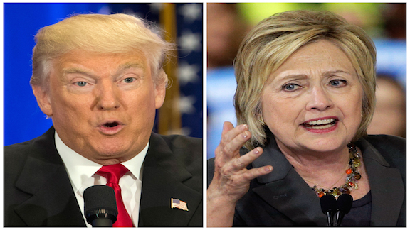 Will it be Clinton or Trump? For the answer, look at the stock market.  The S&P 500 has correctly predicted 19 of the past 22 elections, including the past eight.