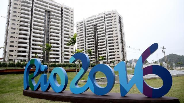 Rio's Olympic village still isn't ready, but that's not uncommon