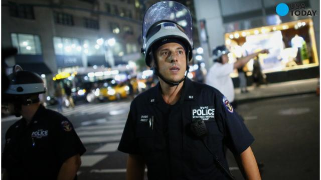 NYPD buys military-style equipment